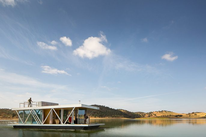 Behold: The Floating Vacation Retreat Of Your Maritime Dreams
