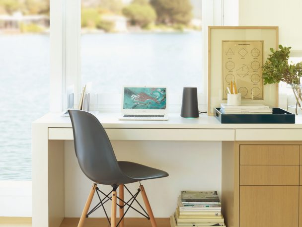 To Get Better Wi-Fi On Google's New Router, Just Wave