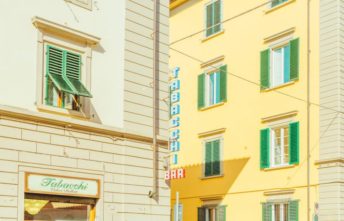 Photographer Ben Thomas Makes The World Look Like A Wes Anderson Set