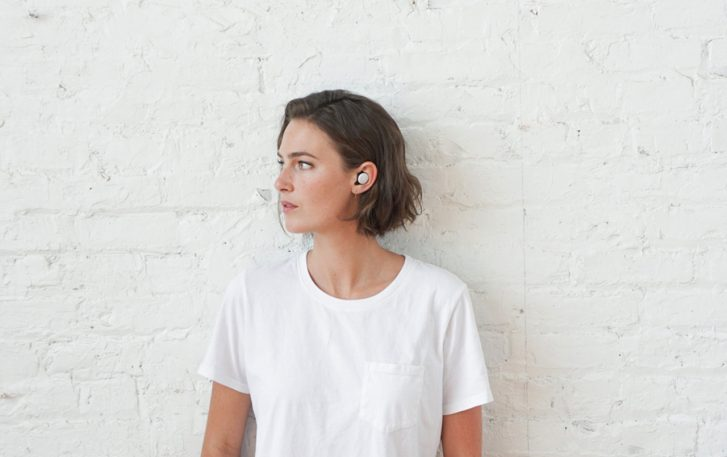 Don't Tune Out The World With These Earbuds. Instead, Tune In