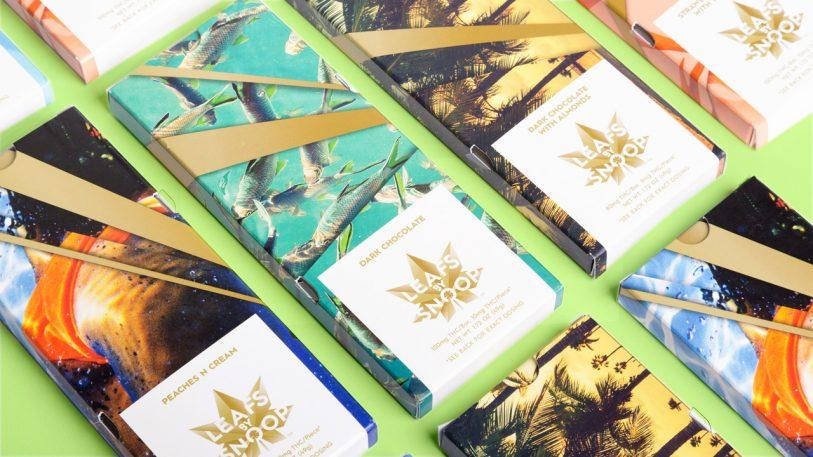 Pentagram Brands Snoop Dogg's New Line Of Weed