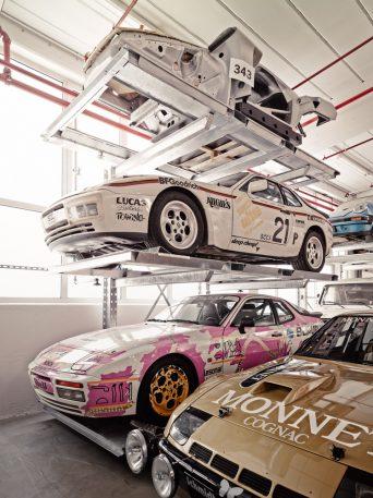 Peek Inside A Top Secret Collection Of Rare Porsches