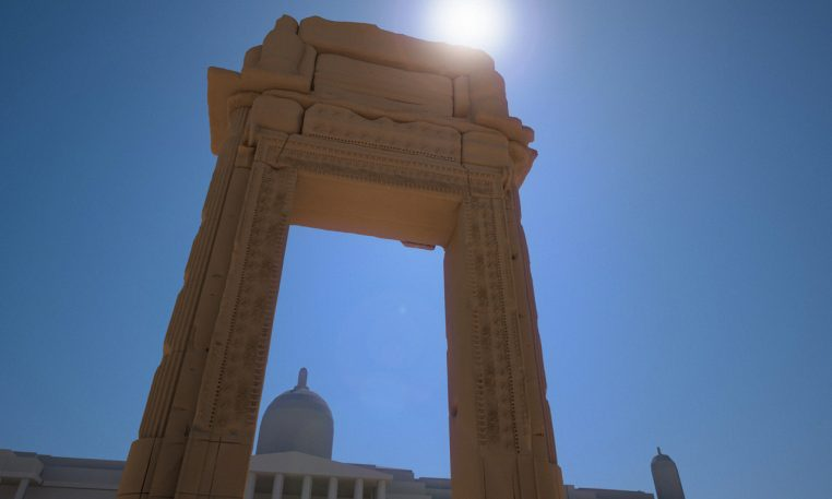 Using Digital Technology, Researchers Reconstruct A Temple Destroyed By ISIS