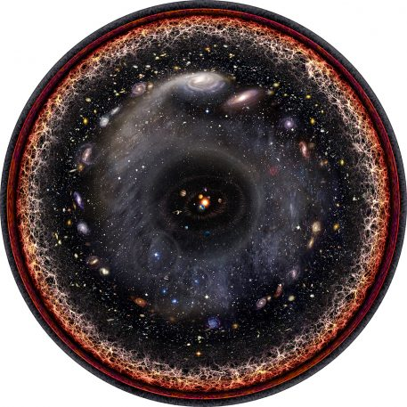 The Entire Universe As We Know It In One Spectacular Photograph