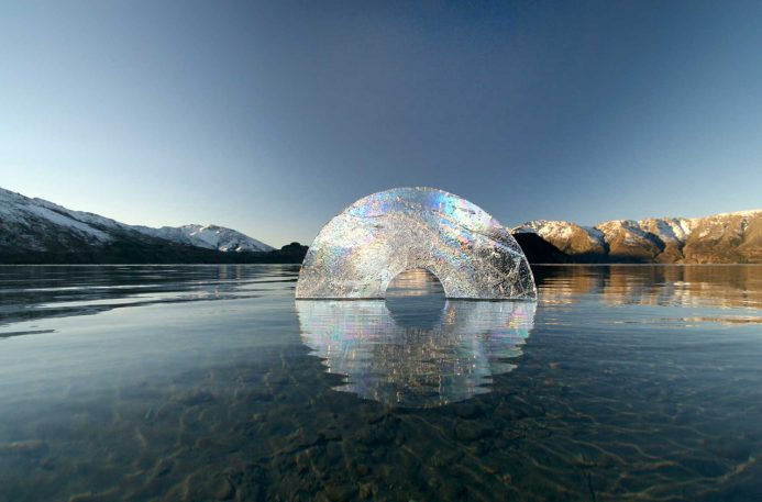 Stunning Photographs Capture Natural Sculptures Before They Disappear