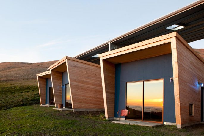 Gorgeous California Cabins Designed To Help Writers Push Through A Creative Block