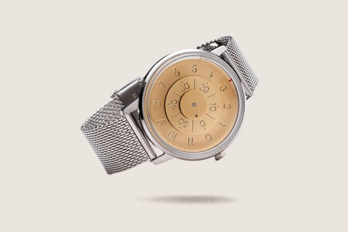 Inspired By Kepler, This Timepiece Reimagines The Traditional Watch Face