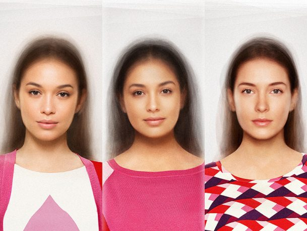 Benetton's Algorithmically Generated Models Reflect Ethnic Makeup Of Different Cities