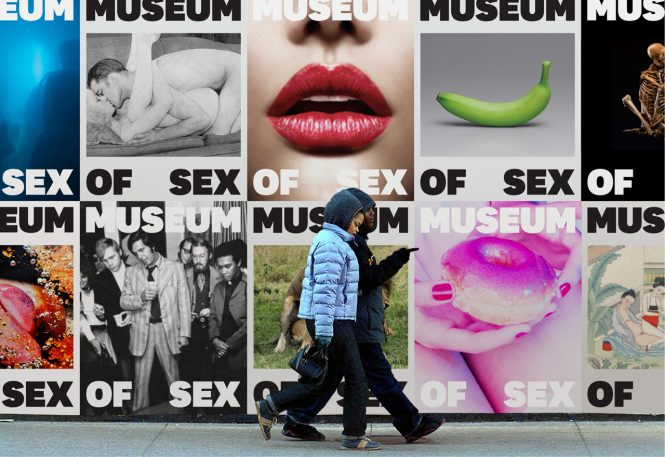 The Museum Of Sex's New Identity Is Sophisticated, Not Salacious