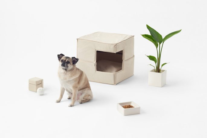 Nendo's Latest: Great Design For Your Dog–And Your Tiny Apartment
