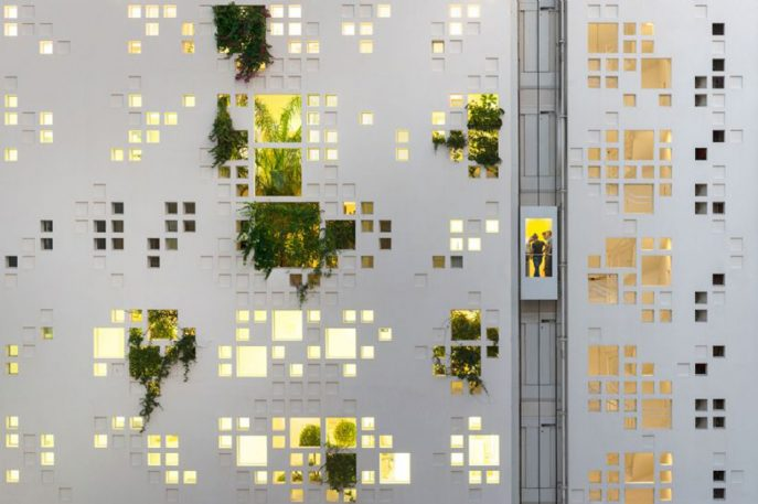From Jean Nouvel, A Smarter Way To Put Greenery On Tall Buildings