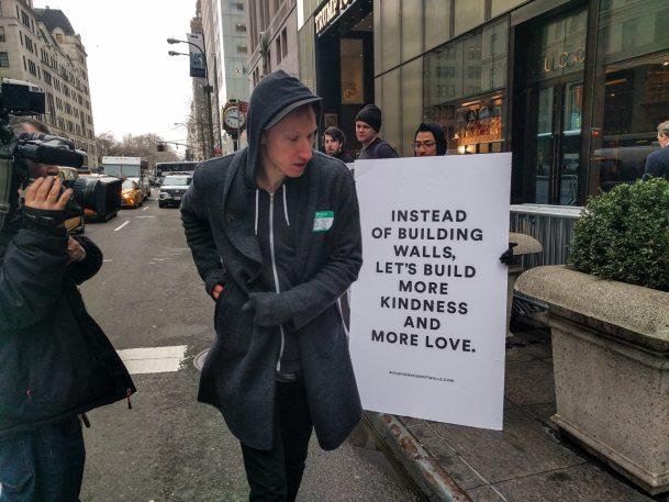 How Graphic Designers Are Protesting Trump