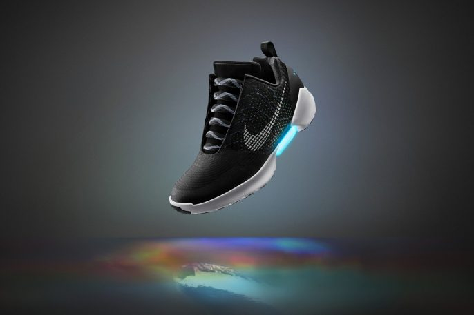 Nike's Self-Lacing Shoes Are Here, But They're Not What You Expect