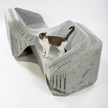 What Happens When You Let Architects Design Cat Houses