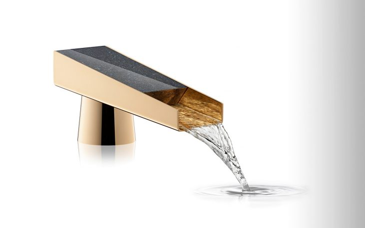 5 Designers Reinvent The Humble Bathroom Faucet