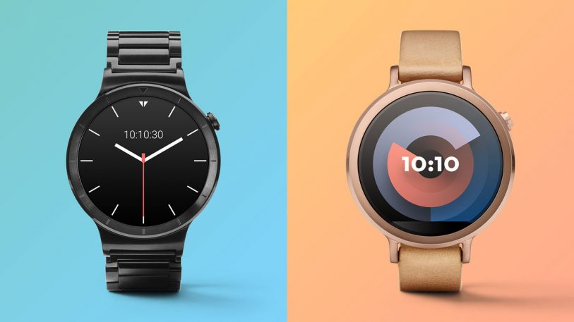 Designing Beautiful Android Wear Watch Faces Just Got Much Easier