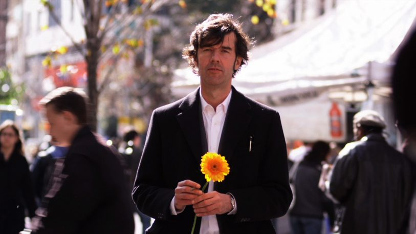 Stefan Sagmeister's Quest To Design His Own Happiness