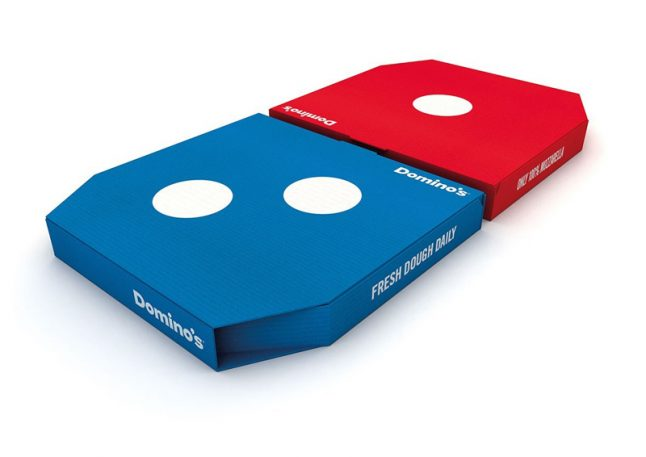 Domino's Clever New Pizza Boxes Are Designed For Sharing (On Instagram)