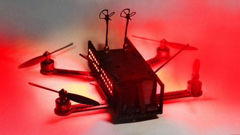 The Quest To Make Drone Racing America's Next Big Sport