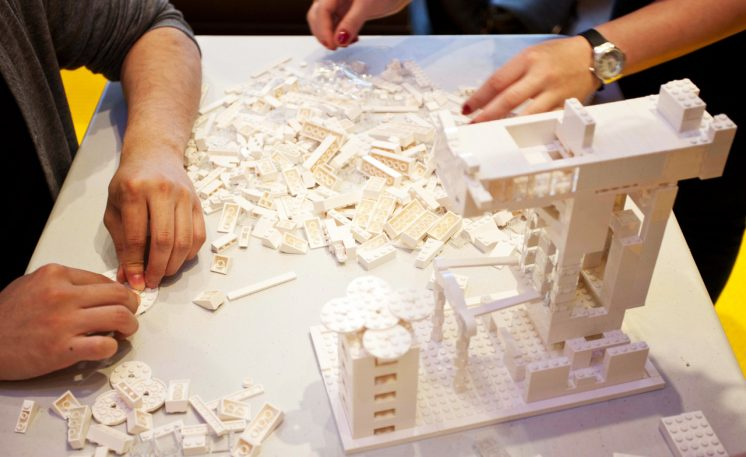 What Architects Make When They Play With Lego