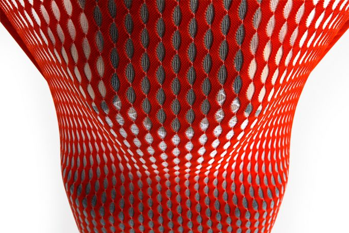 These Woven Chairs Are Like Flyknit For Butts