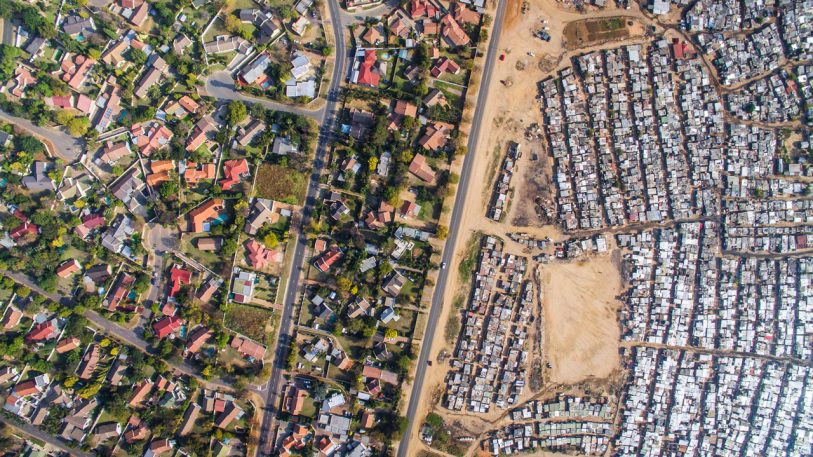 Drone Photography Reveals How Apartheid Shaped South African Cities