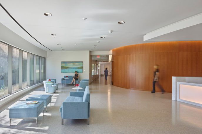 To Design New Cancer Treatment Center, Kaiser Borrows From The Luxury Spa Industry