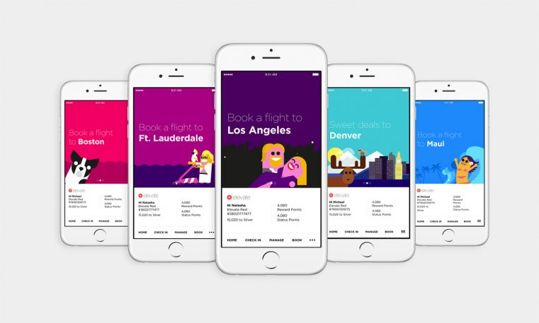 Virgin America's New App Puts A Travel Agent In Your Pocket
