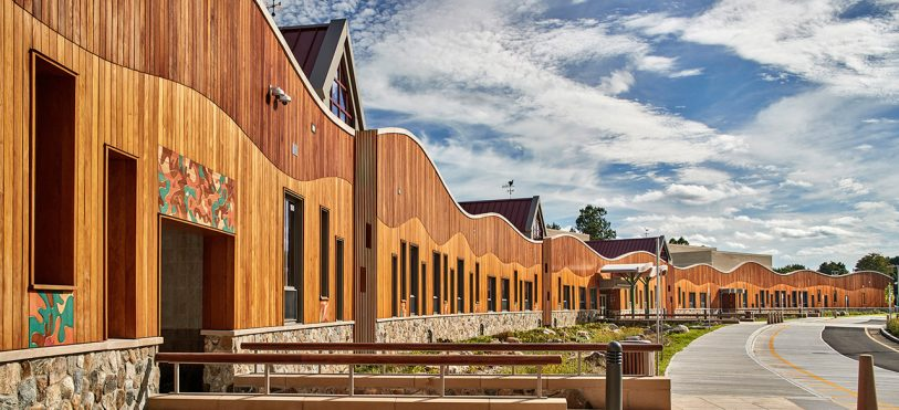 The School An Entire Town Designed: Rebuilding Sandy Hook Elementary