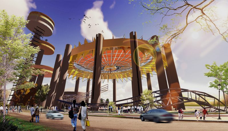 Could NYC's Aging World's Fair Relic Be The Next High Line?