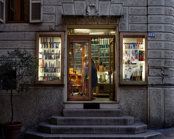Photographing Italy's Independent Shops, Before It's Too Late