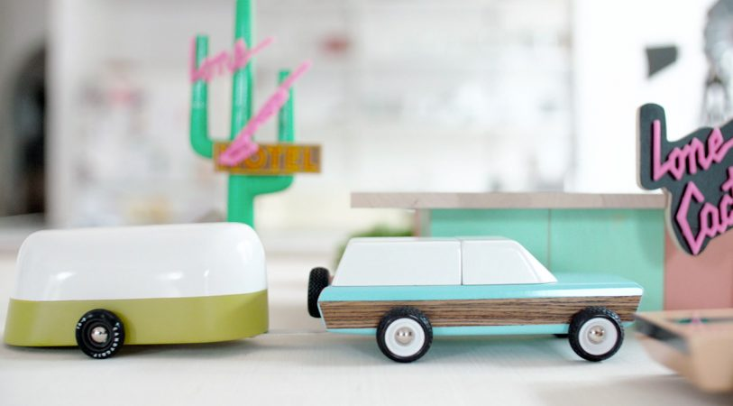 Let's Face It: These Minimalist Toy Cars Were Designed For Parents