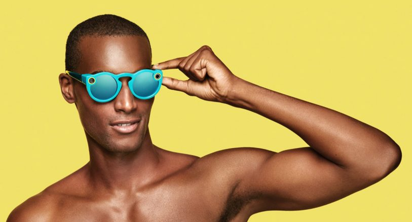 Snapchat's New Glasses Are As Silly As Snapchat (And That's Why They'll Be A Hit)