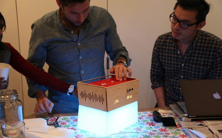 This Smart Speaker Becomes A Communication Hub During Disasters