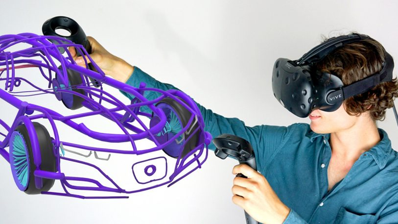 VR May Be A Legitimate Design Tool Sooner Than You Think