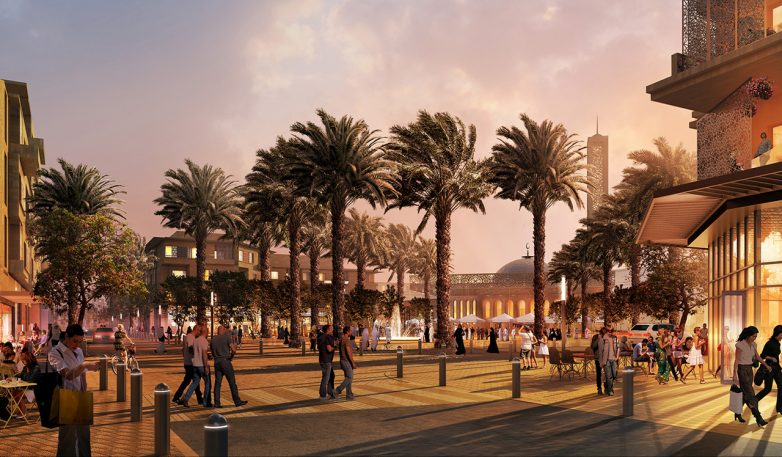 The Second Life Of Masdar, The Green Utopia That Wasn't