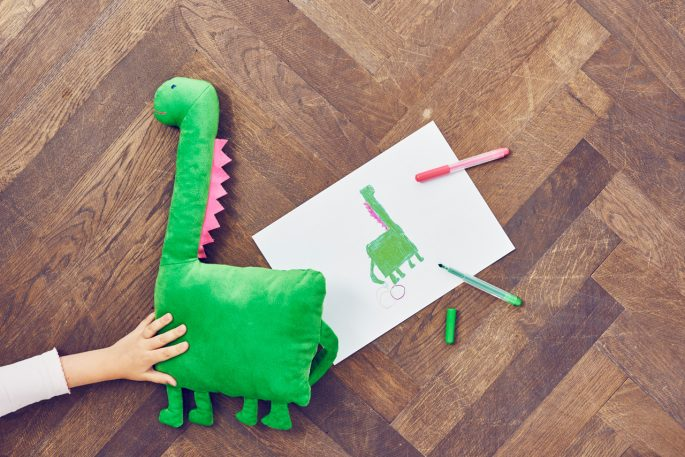 Ikea Lets Kids Design Its New Toys, And They're Delightful