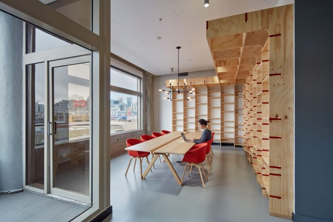 Pinterest's Subtle New Headquarters Are The Opposite Of A Typical Tech Office