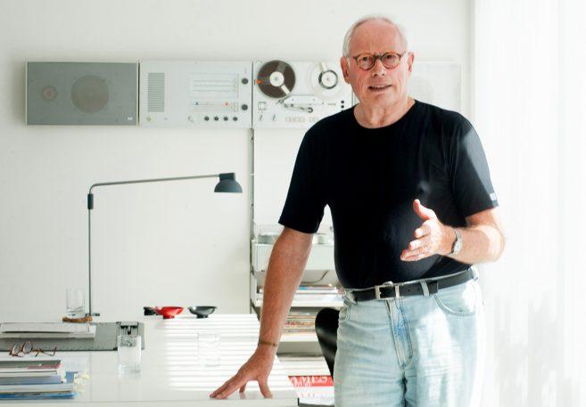 Dieter Rams's Lesser-Known Genius As A Furniture Designer