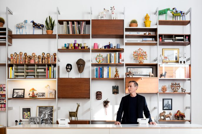 Herman Miller's New Retail Store Is Like A Shoppable Dreamhome