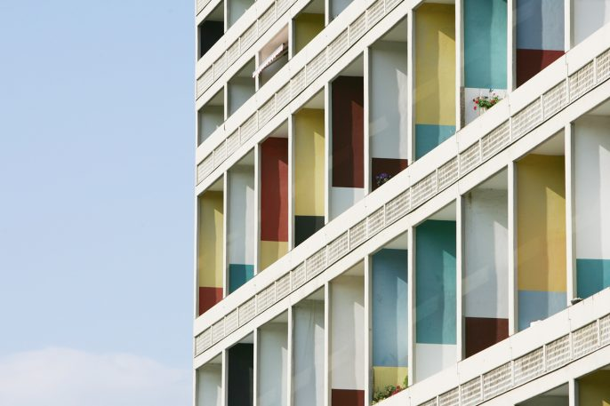 Le Corbusier's Color Theories, Explained