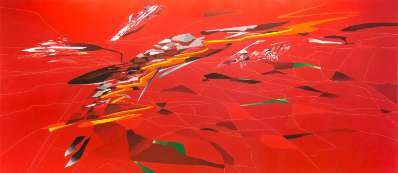 A Look At The Brilliant, Lesser-Known Art Of Zaha Hadid