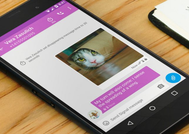 Designing The World's Most Secure Chat App