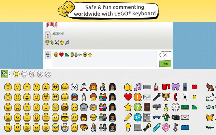 Lego Launches A Social Network For Kids Too Young For Facebook