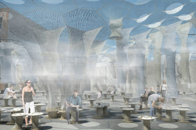 The Future Of Architecture? Soft, Adaptive, And Very Wet
