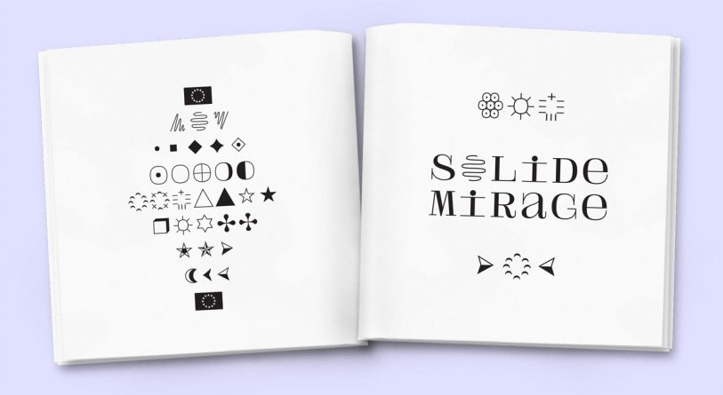 This Band's New Record Has Its Own Free Typeface