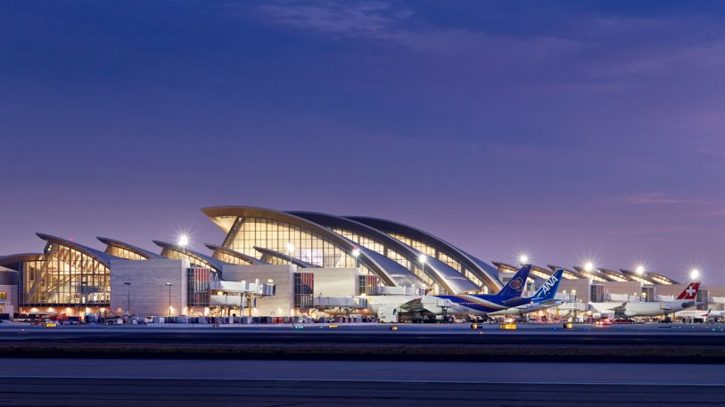The Airport Of The Future Is A Self-Contained City. You Might Even Get Married There