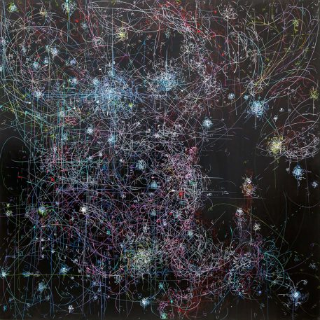 This Artist Uses Subatomic Particles To Paint The Cosmos