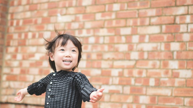 These Expandable Kids' Clothes Are Designed To Grow Six Sizes