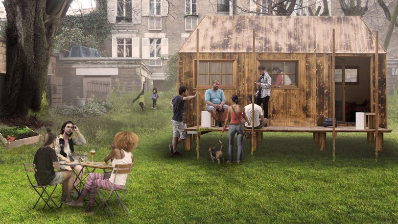 These Tiny Houses Are Designed To Give Refugees A Home In Your Backyard